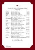 Speisekarte Ristorante da Michele - Seite 6