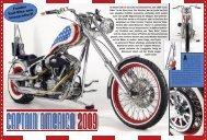 Captain America - House-of-Flames Harley-Davidson