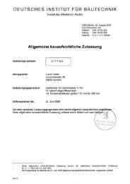 Zulassung Z-17.1-822