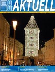 Ausgabe 4/2009 (PDF - 6 19 MB) - im E-Werk Wels
