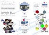 Auszug aus unserem Programm - HSM Stahl
