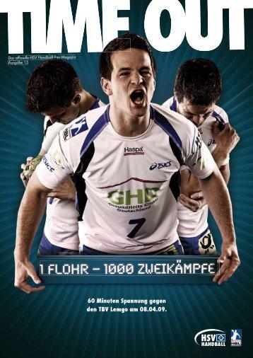 Ausgabe 13 - HSV Handball