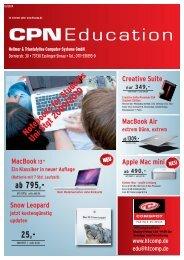 "Creative Suite Apple Mac mini MacBook13"" Ein Klassiker in neuer  ..."