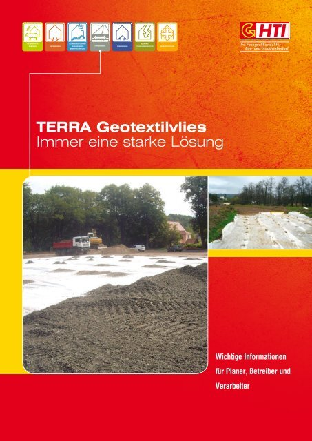Geotextil - HTI Hezel KG