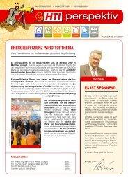 HTIperspektiv 01/2007 - HTI Hezel KG