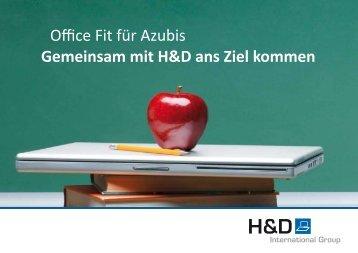 Aus der Praxis: Seminare für Azubis - Hönigsberg & Düvel ...