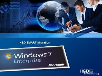 H&D SMART Migration