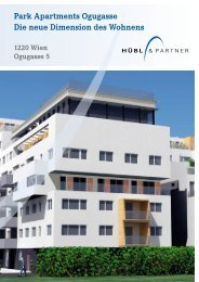 Park Apartments Ogugasse Die neue Dimension ... - Hübl & Partner