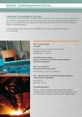 Anarbeitung und Handel von HUKSTAHL Technologie - Hahn und ... - Seite 3