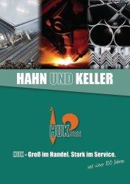 Download der Gesamttabelle im PDF-Format - Hahn und Keller GmbH