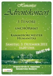 UNCHORREkt - HUMANITAS GmbH