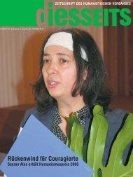 4-2006 berlin - Humanistischer Verband Deutschlands