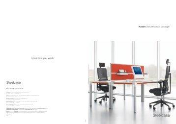 PDF-Prospekt-Download - Hundegger Büro