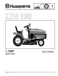 Carburetor Carb for Husqvarna LTH 18542C 954571731 Lawn Tractor