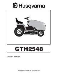 OM, GTH 2548 (LOGT 25 H 48 A), 954572134, 2003 ... - Husqvarna