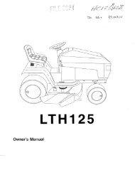 OM, HUSQVARNA, LTH125, 1994-05, 532145037, AAaa, 954001102