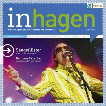 Seegeflüster - Hagener Versorgungs- und Verkehrs-GmbH