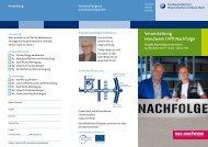 Handwerk trifft Nachfolge.pdf - Handwerkskammer Braunschweig ...