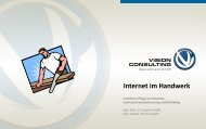 Internet im Handwerk