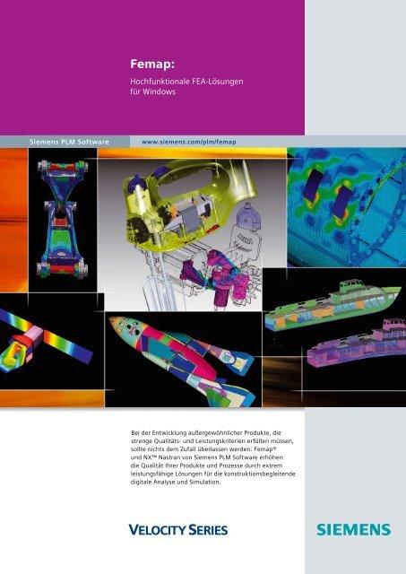 Femap: Allgemeine Broschüre - PBU CAD-Systeme