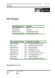 D40: Strategies - Hydromod