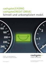cashgateleasing cashgatecredit DRIVE: Schnell und ...