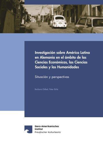 Documento completo en formato PDF - Ibero-Amerikanisches Institut
