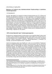 Jahrbuchbeitrag von Ingeborg Bothe Bedeutung und Funktionen ...