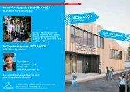 Koordinierungsgruppe des MEDIA DOCK - IBA Hamburg