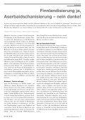 Insider analysieren, Initiativen berichten. - Internationales Bildungs - Seite 7
