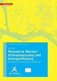 Ressource Wasser: Klimaanpassung und ... - IBA Hamburg