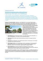 Pressemitteilung - IBA Hamburg