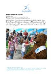 Bildungsoffensive Elbinseln - IBA Hamburg