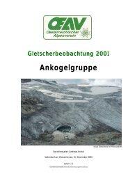 Bericht 2001