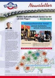 Schlauchservice total - Chronoflex Schweiz AG