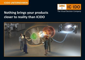 Die Anwendungsmöglichkeiten der VDP - Icido