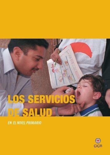 Los servicios de salud : en el nivel primario