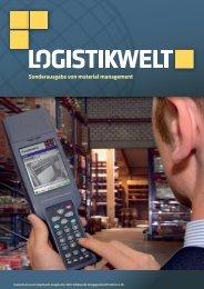 Sonderausgabe von material management - Identass GmbH & Co. KG