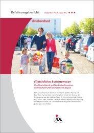 Norddeutschlands größtes Einkaufszentrum dodenhof ... - IDL