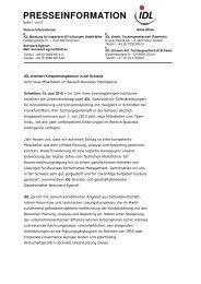presseinformation - IDL Deutschland
