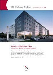 Commerz Real optimiert Unternehmenssteuerung - idl.eu