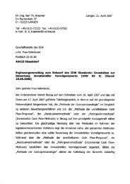 Dr.-Ing. Karl Th. Kraemer Im Buchenhain 37 D - 63225 ... - IdW