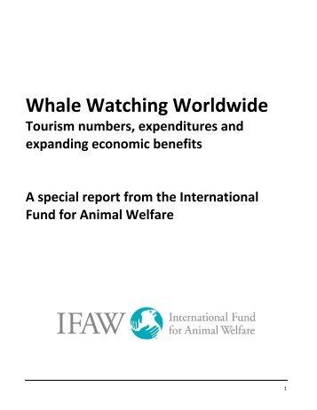 Whale Watching Worldwide