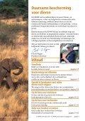 Bescherming en redding van dieren - International Fund for Animal ... - Page 3