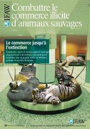 Combattre le commerce illicite d'animaux sauvages