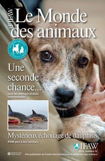 Le Monde des animaux - International Fund for Animal Welfare