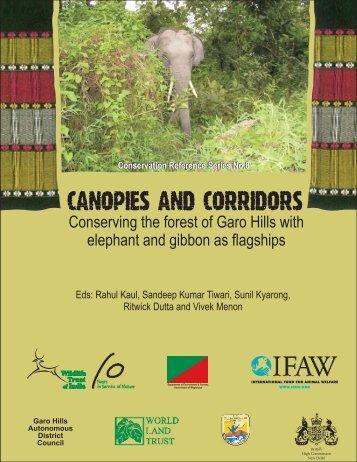Canopies and Corridors - International Fund for Animal Welfare
