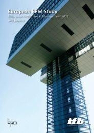 European EPM Study Enterprise Performance Management 2011 ...