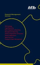 Financial Management Services - ifb AG