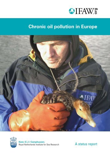 Chronic oil pollution in Europe - International Fund for Animal Welfare